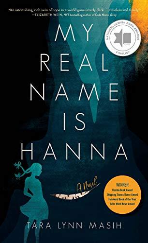 Book: My Real Name is Hanna by Tara Lynn Masih