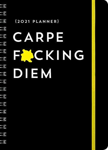 2021 Carpe F*cking Diem Planner