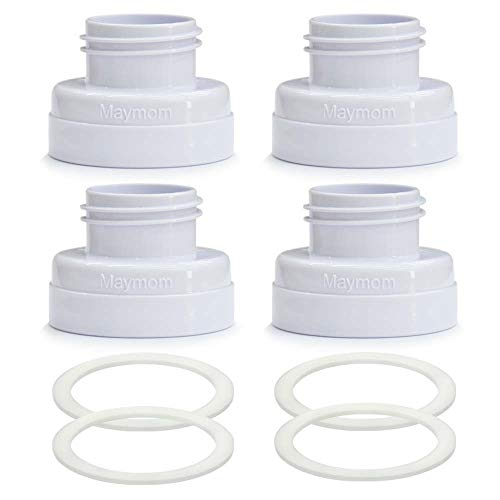 Sale!! Maymom Conversion Kit for Medela Breast Pumps to Use with Phillips Avent Classic Bottles, Ave...