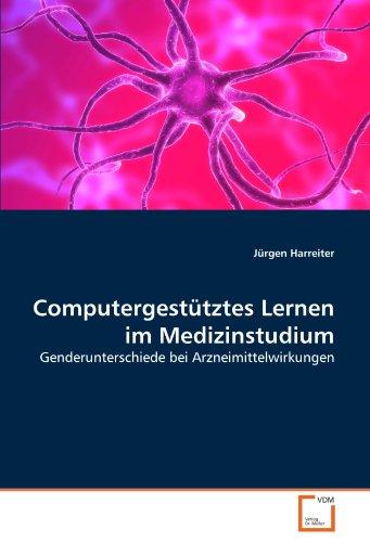 Computergestütztes Lernen im Medizinstudium: Genderunterschiede bei Arzneimittelwirkungen