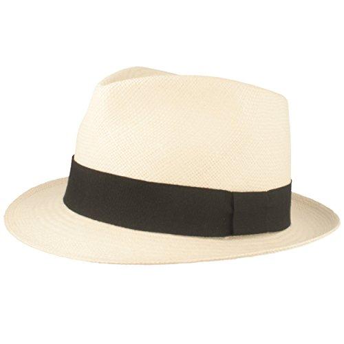 Original Sombrero Panamá | Sombrero de Paja Hecho a Mano en Ecuador |