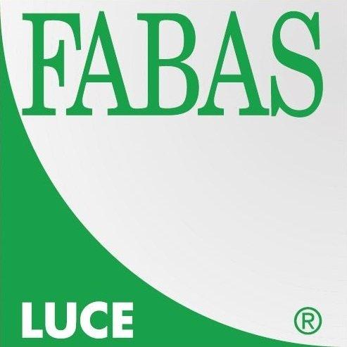 Fabas Luce Jazz - Lámpara LED de pie (níquel satinado)