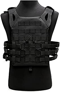 Gray Tactical Gear Tactical Airsoft Outdoor Molle Breathable JPG Vest Game Protective Vest Modular Chest Set Vest for Fun