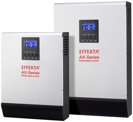 Effekta Hybrid-/Inselwechselrichter AX-K 2000-24