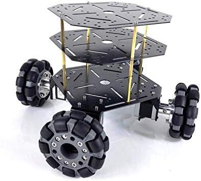 Parts Accessories New Arrival MT200S Omni Special price service Wheel Robot Car. 4WD