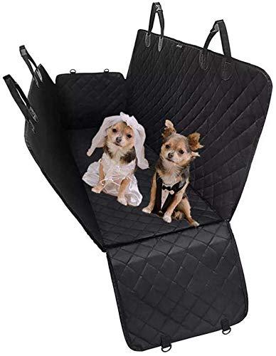 Dsnmm Heavy Duty Waterdichte Hond Seat Cover Auto Boot Protector Hangmat Inklapbaar Voor Standaard Auto's, SUV's en Vrachtwagens