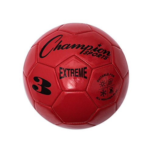 Champion Sports Extreme Series Soccer Ball, Size 3...