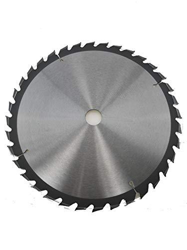 Kreissägeblatt für Holz | Ø 160 x 30 mm | 40 Zähne | für Handkreissäge | HM – Hartmetall | zum sägen in Holz