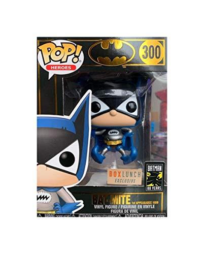 Funko Pop! Figura de Vinilo Oficial y Coleccionable Batman Bat-Mite 80 Aniversario