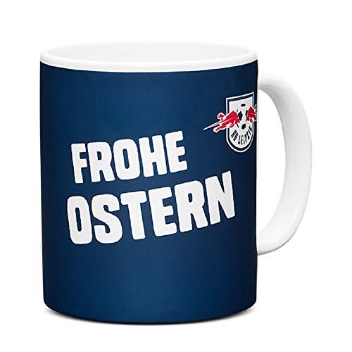 RB Leipzig Frohe Ostern Tasse (one size, blau)