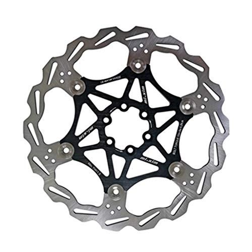 JIACUO Rotor de Freno de Disco de Bicicleta 160mm MTB con Pernos,...