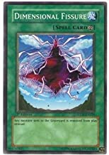 Yu-Gi-Oh! - Dimensional Fissure (SDDE-EN028) - Structure Deck The Dark Emperor - 1st Edition - Common