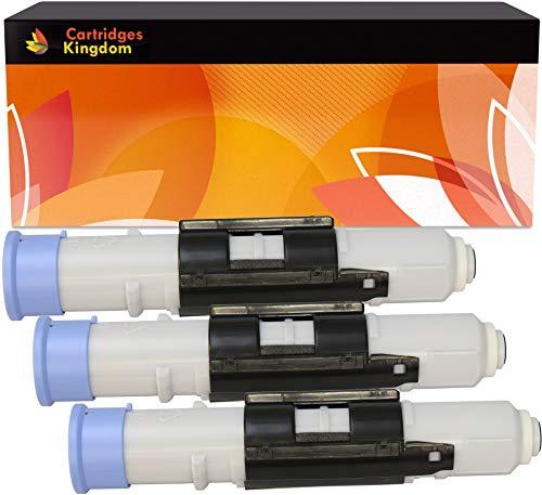 3 Cartuchos de tóner láser compatibles con Brother TN8000 FAX-2850, FAX-8070, FAX-8070P,...