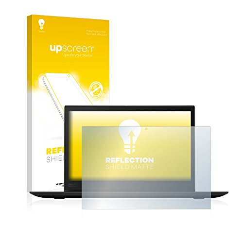 upscreen Entspiegelungs-Schutzfolie kompatibel mit Lenovo ThinkPad X1 Yoga (3. Generation) – Anti-Reflex Displayschutz-Folie Matt