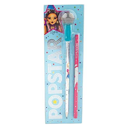 Top Model 008796 Bleistift und Radiergummi