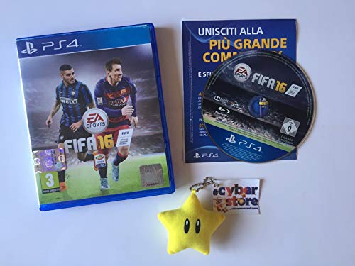 Electronic Arts FIFA 16 (NOR) - PS4