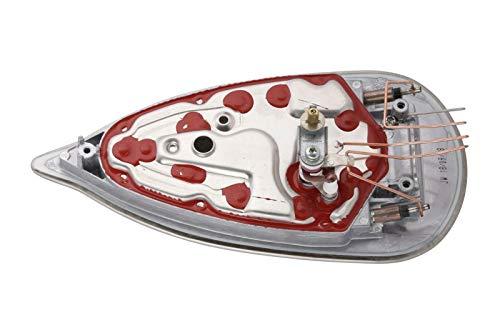 Rowenta - Plancha de resistencia con termostato y plancha de vapor Effective DW4205 DW4210