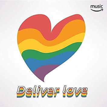 Deliver love (Tokyo Rainbow Pride)