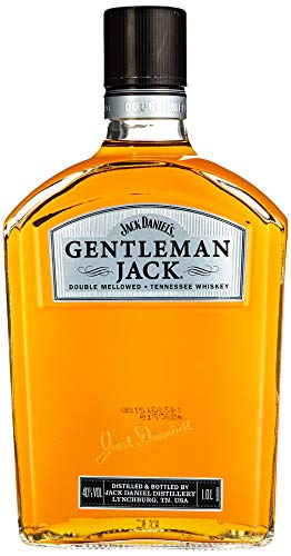 Gentleman Jack Tennessee Whiskey, 1,0 liter