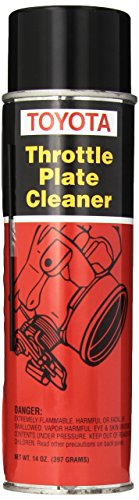 Genuine Toyota Fluid 00289-1TP00 Throttle Plate Cleaner - 14 oz. Can