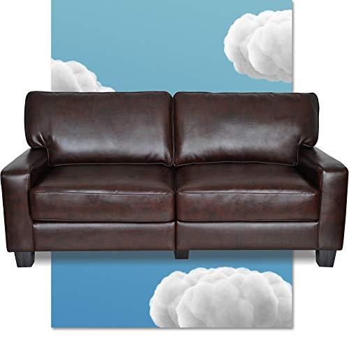 Serta Palisades Upholstered Sofas for Living Room...