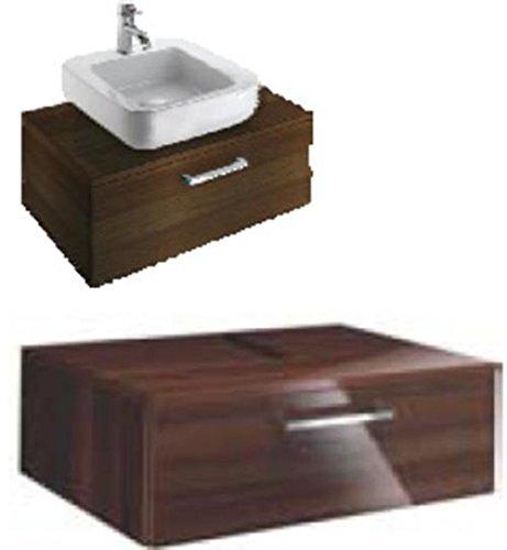Ceravid, Waschbeckenunterschrank ohne Waschbecken 76x45,5cm x30, 6cm, C80975