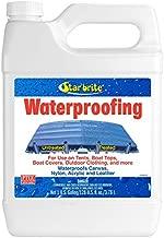 Star Brite Waterproofing Spray, Waterproofer + Stain Repellent + UV Protection, 128 oz
