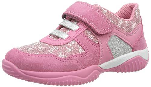 superfit Mädchen Storm Sneaker, Pink (Rosa 55), 34 EU