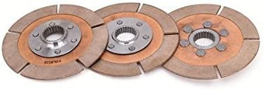 Quarter Master 309395 7-1 4 In 3Disc 26 Spline Branded goods 1-5 32 All items free shipping Clutch