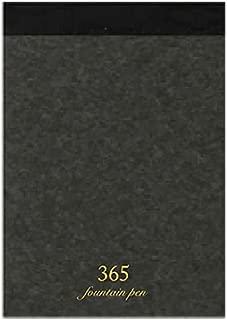 新日本カレンダー 365notebook FP (A7) 炭 sumi 365NOTEBOOKFPA7スミ8702
