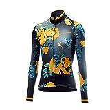 Uglyfrog Frühling Fahrradtrikot Langarm Shirt Damen Breathable Radfahren Mountainbike Jersey Rennrad Kleidung aus Tür Sport MTB Bekleidung