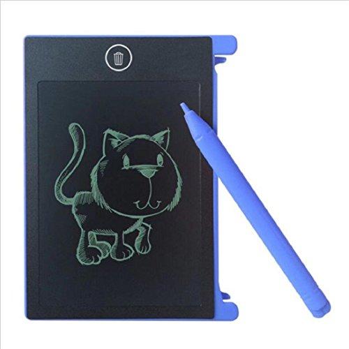 fheaven 4.4-inch, LCD), sin papel Memo Pad Tablet gráfica de dibujo escribir Junta forpre-school niños