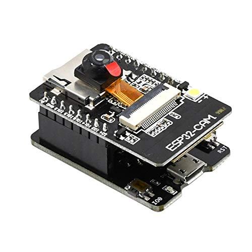 Amazon.com - ESP32-CAM-MB Micro USB Programmer - CH340G Serial Chip (OV2640 Camera)
