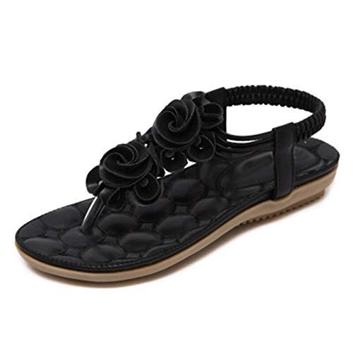 Comfortabel en veelzijdig temperament Sandalen for vrouwen platte hak 2,5 cm / 0.98