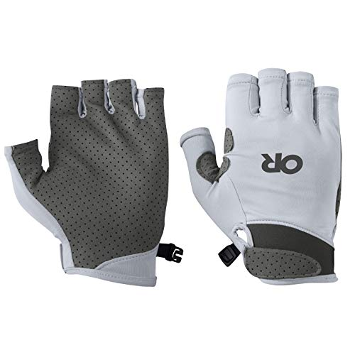 Outdoor Research Unisex Activelce Chroma Sun Gloves – Breathable Fingerless Hand Gloves