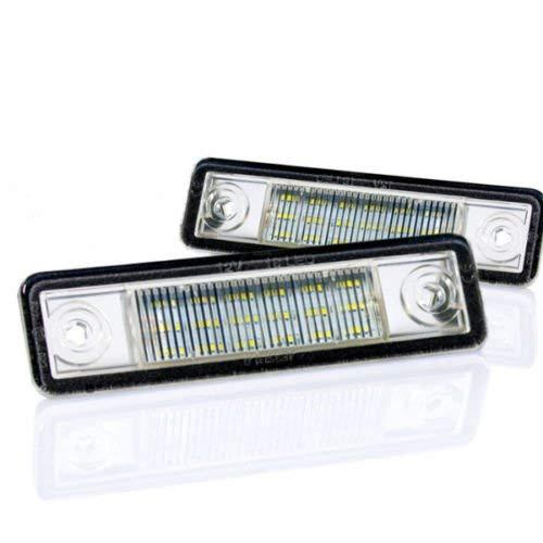 LED Kennzeichenbeleuchtung Canbus Module mit E-Zulassung V-031904