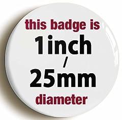 Ozorath KEEP CALM I'M A SCIENTIST BADGE BUTTON PIN (Size is 1inch/25mm diameter) GEEK #1