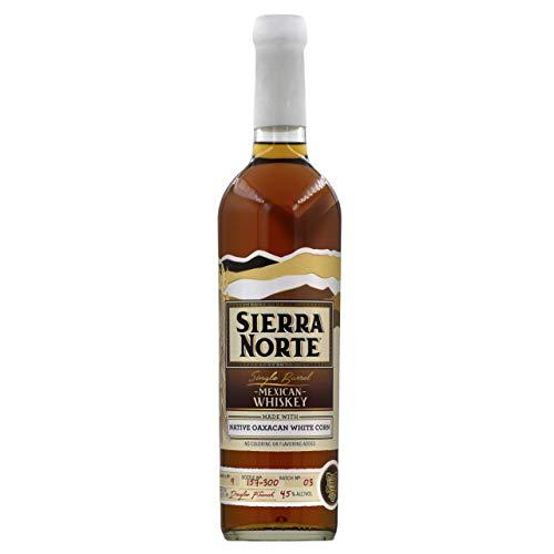 Whisky Black Jack marca Sierra Norte