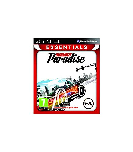 Ps3 Burnout Paradise (Eu)
