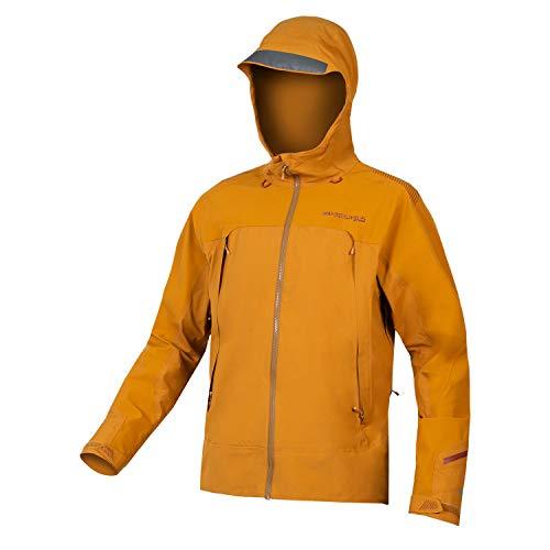 Endura MT500 II Waterproof MTB Jacket Medium Nutmeg