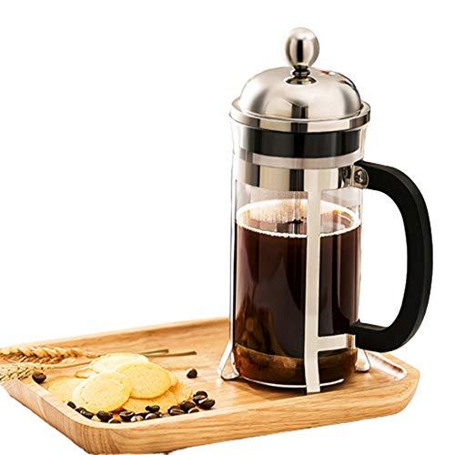 Franse Perspot Koffie Handbrouwpot, Thuisbrouwen Koffiefilterapparaat, Melkopschuimer Theefilter Koffiefilterbeker, Geniet Van Hier Een Goed Leven
