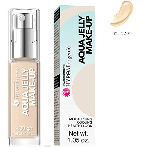 Maquillaje hipoalergénico Aqua Jelly F300 de Bell