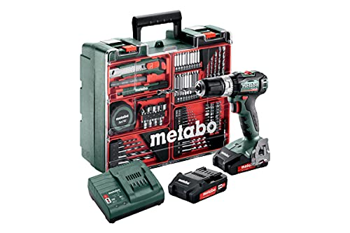 Metabo SB 18 L BL Set...