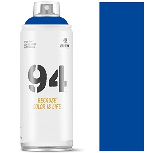 Pintura en spray MTN 94 RV-30 Azul Electrico 400ml