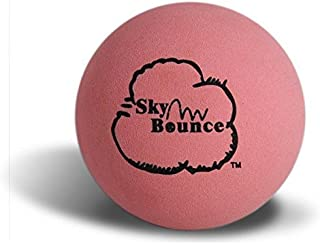 Sky Bounce Color Rubber Handballs Recreational Handball, Stickball, Racquetball, Catch, Fetch Many More Games, 2 1/4-Inch