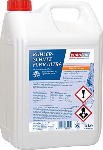 EUROLUB Kühlerschutz FGMR Ultra, 5 Liter