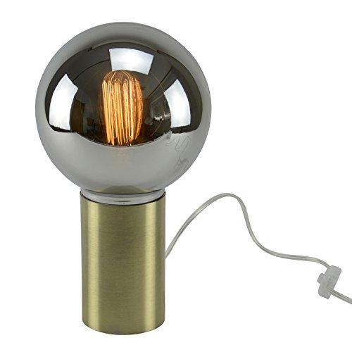 Tischlampe Impressionen Living Stehlampe Tischleuchte Kugel-Lampe Vintage Retro