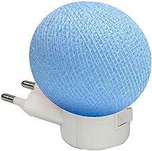 Cordão de Luz Led Noturna Bebe Cormilu Azul