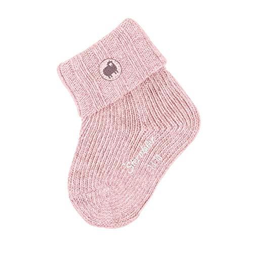 Sterntaler Baby-Boys Söckchen Socks, zartrosa, 13-14