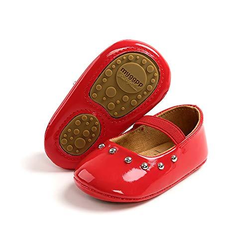 Zapatos de Vestir de Princesa para Fiestas de Boda, Primeros Zapatos para bebés recién Nacidos